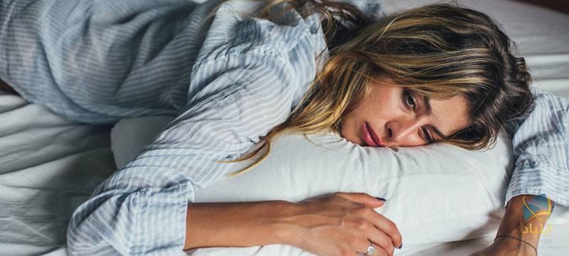 کمآبی بدن میتواند عاملی برای بدخوابی در بزرگسالاتن باشد.