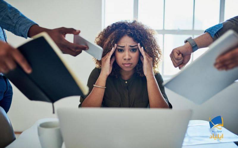 چرا استرس میگیریم؟