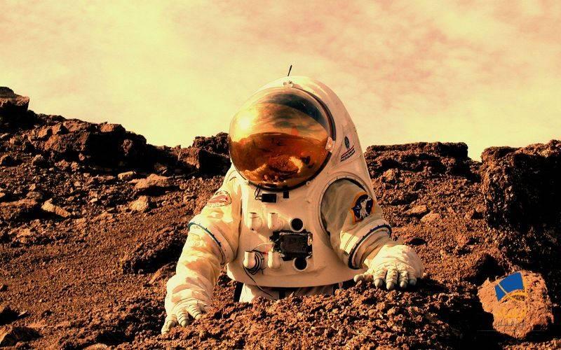 آیا میتوان در سیارهی مریخ نفس کشید؟
