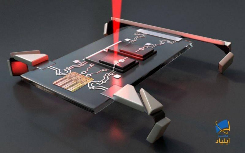 ساخت میکرورباتهای متحرک