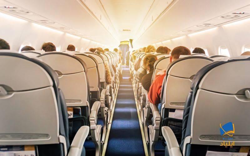 چگونه در کابین هواپیما فشار هوا ایجاد میشود؟