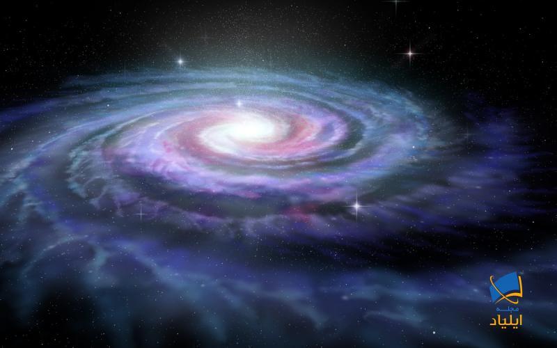 ستارهها مرکز کهکشان راهشیری را تسخیر کردهاند