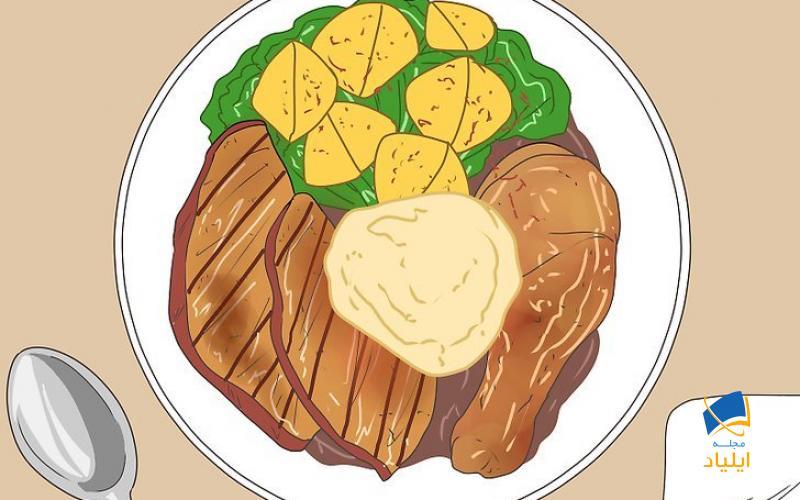 غذاهایی که باید بخورید