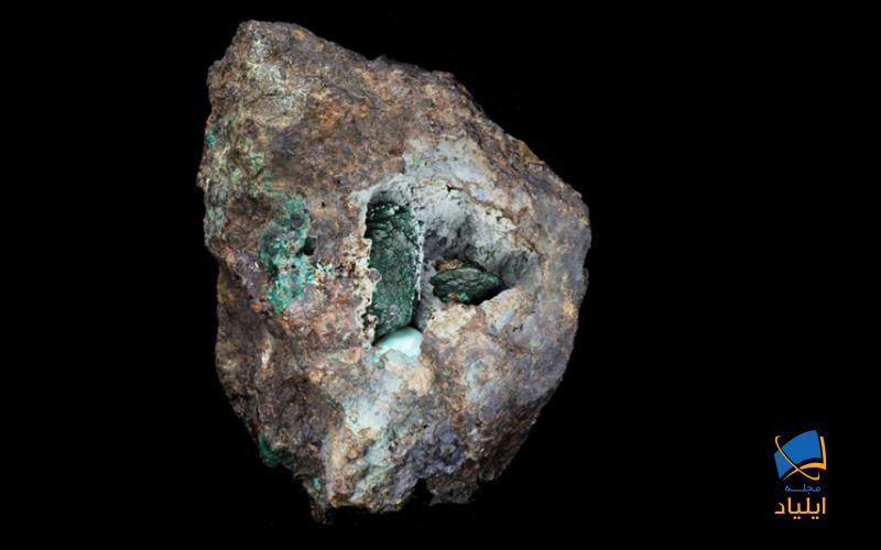 یک مادهی معدنی جدید کشف شد