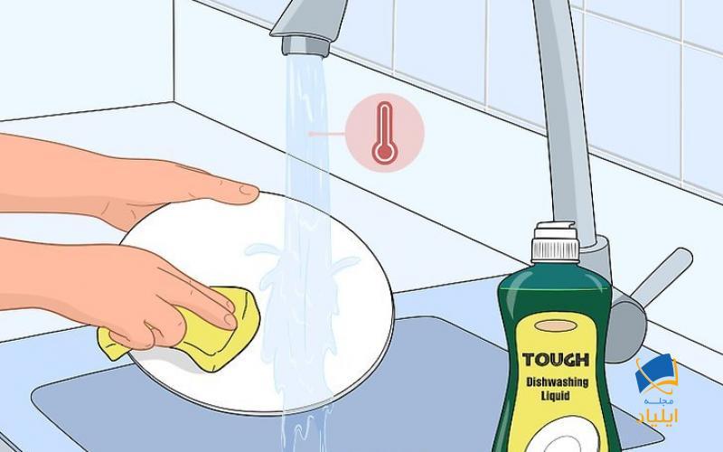 خانه خود را تمیز نگه دارید