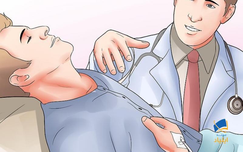 درمان آمبولی ریه