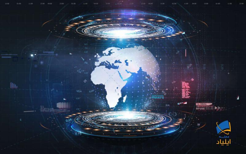 ساخت همزاد دیجیتالی زمین