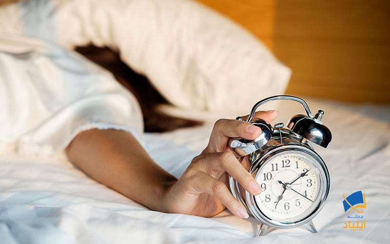 برنامهی خواب نامناسب باعث بروز افسردگی میشود