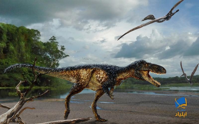مکان زندگی دایناسورهای اولیه چگونه بوده است؟