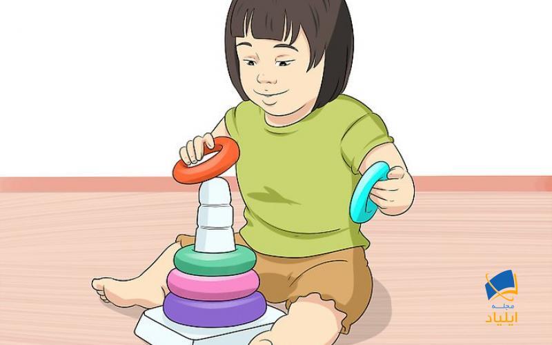 کمک به نوزادان برای تعامل با جهان