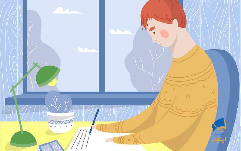 تمرین نوشتن جریان فکری