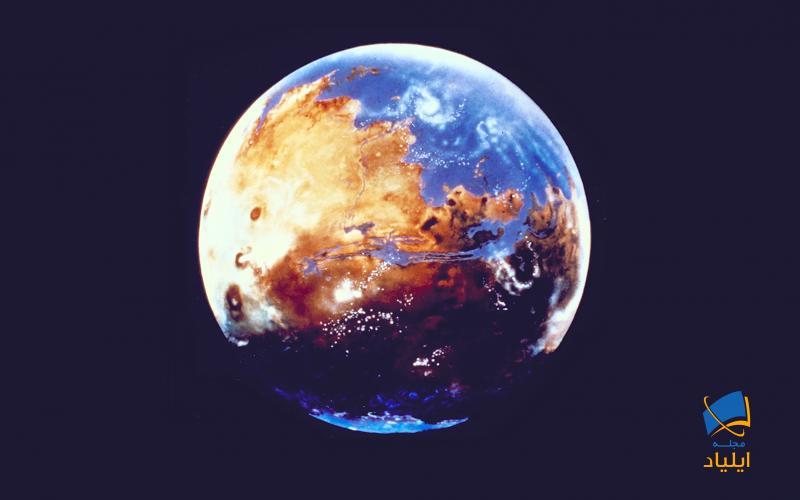 نظریهای جدید در مورد ناپدید شدن آب مریخ