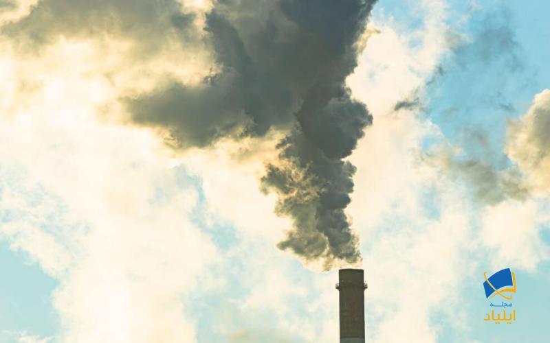 رکورد دیاکسیدکربن موجود در اتمسفر شکسته شد
