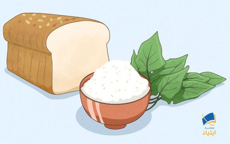 غذاهای سالم انتخاب کنید