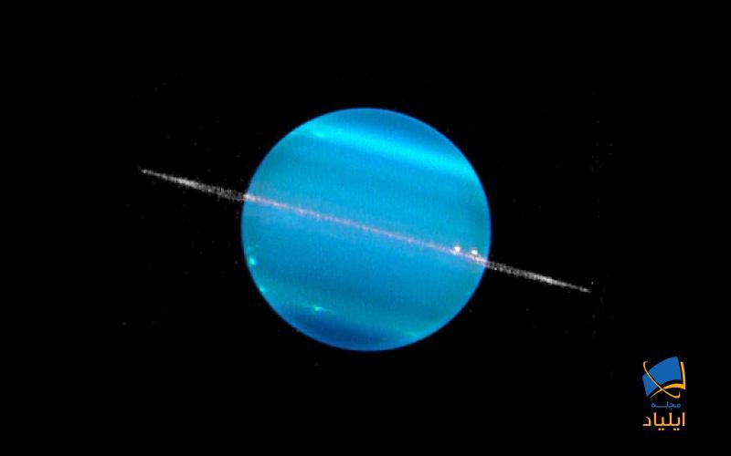کشف اشعهی ایکس از سیارهی اورانوس