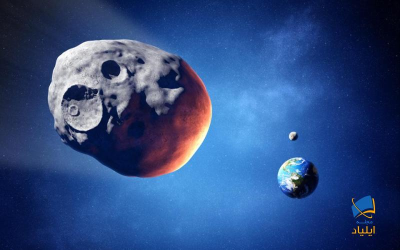 چگونه میتوان مسیر حرکت یک سیارک را عوض کرد؟