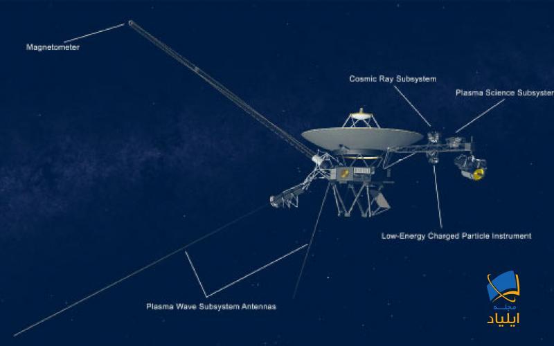 وویجر ۱ ناسا کجاست و کشفیات جدید آن چیست؟