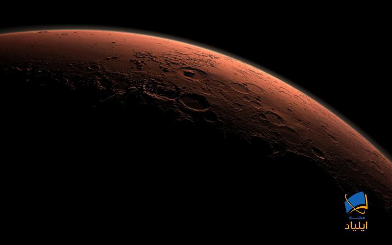 امکان وجود حیات میکروبی در زیر سطح مریخ