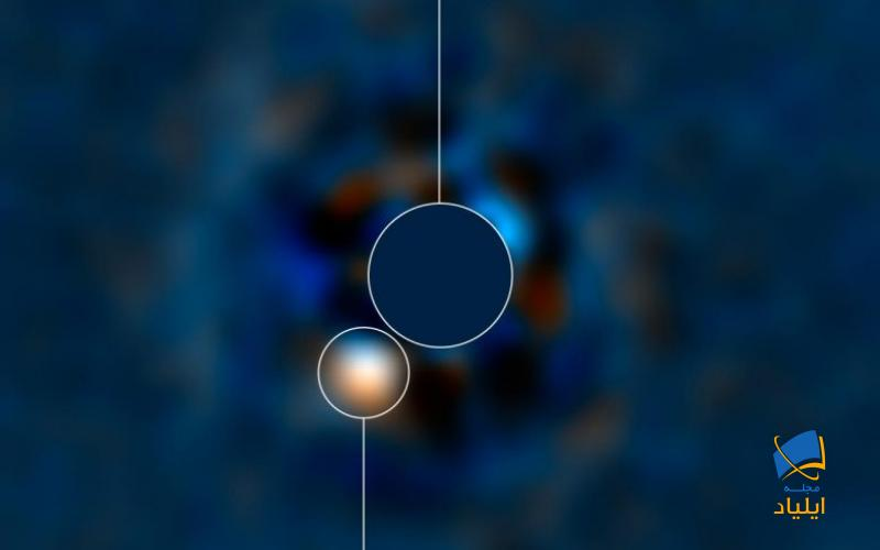 سیارهی «PDS 70b»