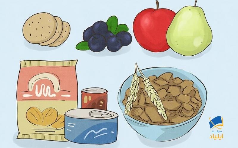 چطور از فاسد شدن غذا در هنگام قطع برق جلوگیری کنیم؟