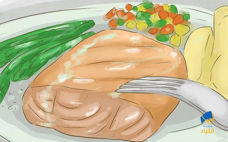 رژیم غذایی و مصرف مکملها