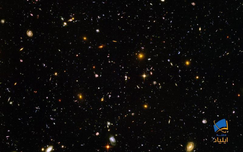 """""""نگاه به اعماق فضا، نگاه کردن به گذشته است"""" یعنی چه؟"""