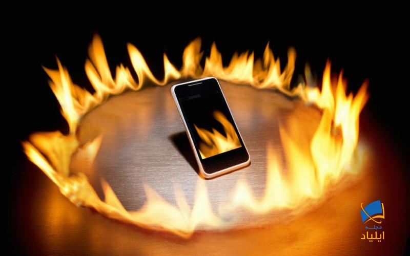 آیا میتوان گوشی موبایل را با آتش شارژ کرد؟