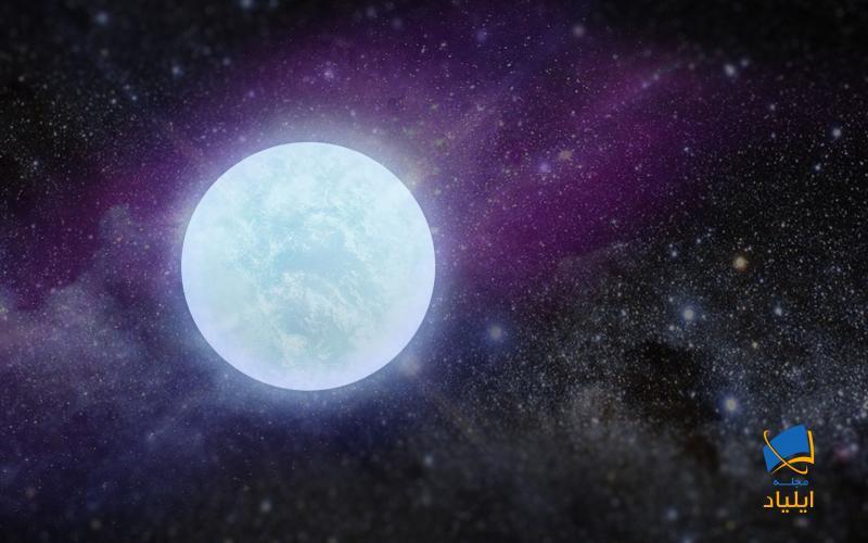 کشف ستارهای بهاندازهی ماه و جرم بیش از خورشید