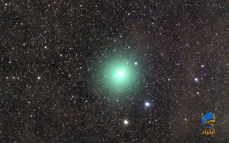 کشف دنبالهدار سرمست