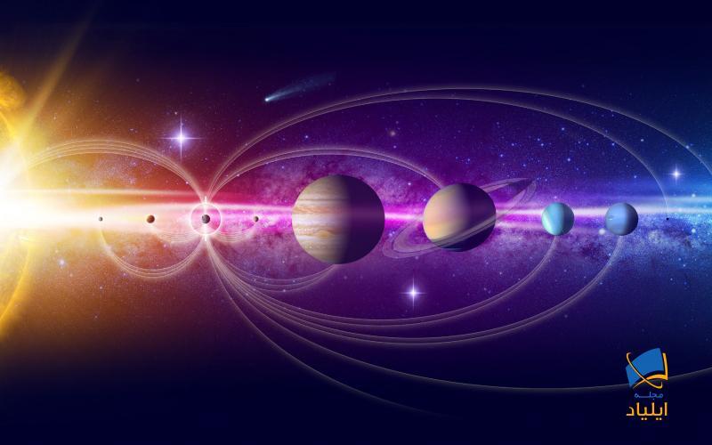 خورشید تعیین میکند که سیارات سنگی چه ترکیباتی داشته باشند