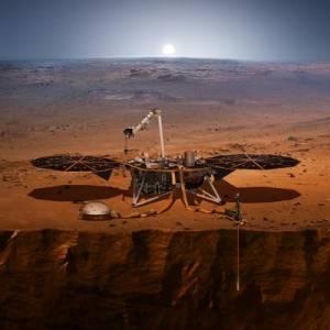 چگونه مریخ لرزهها در مریخ شناسایی میشوند؟