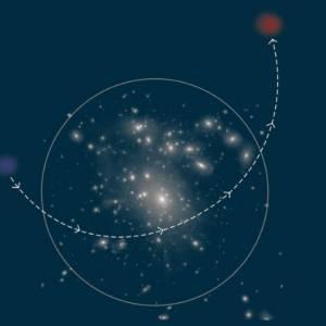 چرا در این کهکشانها تاریکی مطلق حکمفرماست؟