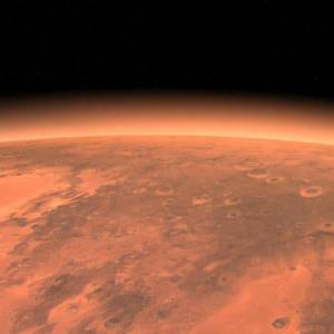 تفاوت جالب روز و شب در مریخ