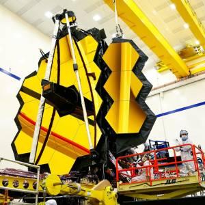 چیزی تا پرتاب تلسکوپ طلایی ناسا نمانده است
