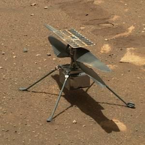 دهمین پرواز مریخی و رکوردهایی که ثبت شد
